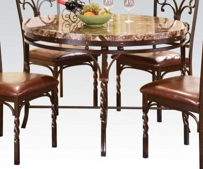 ACME 70584 Burrill Dining Table. by acme