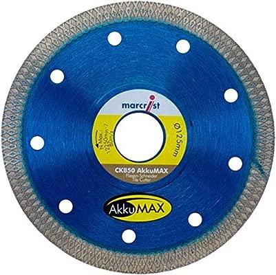 """Marcrist CK850 115mm 4.5/"""" Angle Grinder Blade Diamond Tile Blade Wet Saw"""