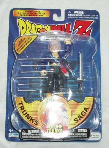 Dragon Ball Z DBZ Future Trunks Saga Action Figure (Future Trunks Action Figure compare prices)