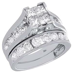 Princess Cut Diamond Ring Amazon