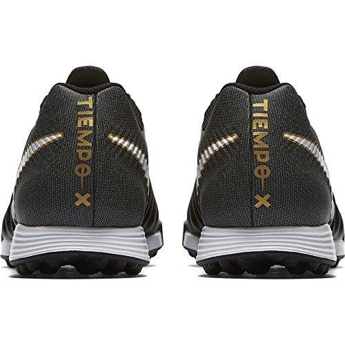 Scarpe Black Nero 002 Tiempox Nike da TF Uomo Calcio White IV Ligera black qzIwCzST