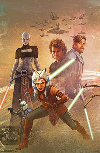 (Trends International Star Celebration Clone Wars Wall Poster 22.375