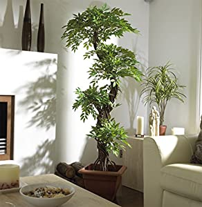 quality large luxury replica japanese fruticosa tree artificial indoor fake plant. Black Bedroom Furniture Sets. Home Design Ideas
