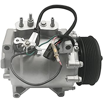 RYC Remanufactured AC Compressor and A/C Clutch EG886