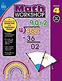 Carson-Dellosa Math Workshop Resource Book, Grade 4