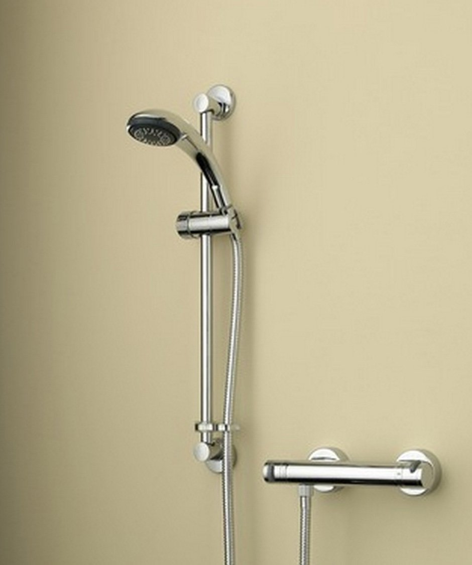 Bristan AR2 SHXVOFF C Artisan Thermostatic Bar Shower Valve and Fast Fit Connections