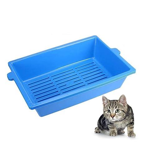 Axiba Animal-WC Lucha de Malla de plástico 3-en-1 Gato Cascada