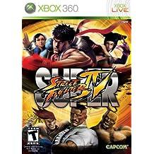 Capcom Super Street Fighter IV, Xbox 360, ESP - Juego (Xbox 360, ESP) - Standard Edition