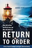Free eBook - Return to Order