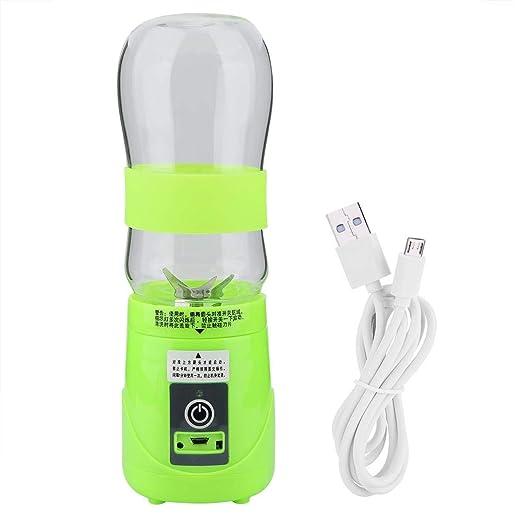 Wifehelper Mini Licuadora portátil Mezcladora de Frutas con USB ...