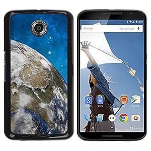 Be Good Phone Accessory // Dura Cáscara cubierta Protectora Caso Carcasa Funda de Protección para Motorola NEXUS 6 / X / Moto X Pro // Space Planet Galaxy Stars 58