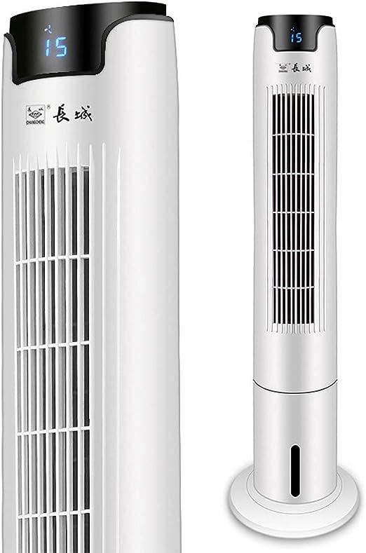 Ventilador torre Torre de enfriamiento Blanca con humidificador ...