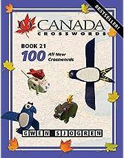 O Canada Crosswords Book 21