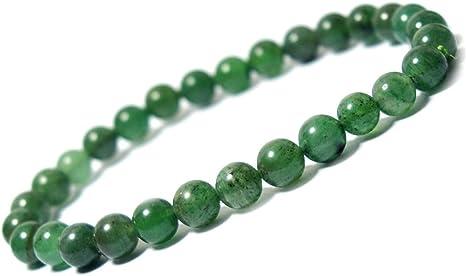 Reiki Infused Green Kyanite and Onyx Bracelet