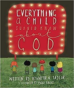 Image result for everything a child should know about god