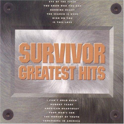 Survivor - Greatest Hits (The Best Of Survivor)