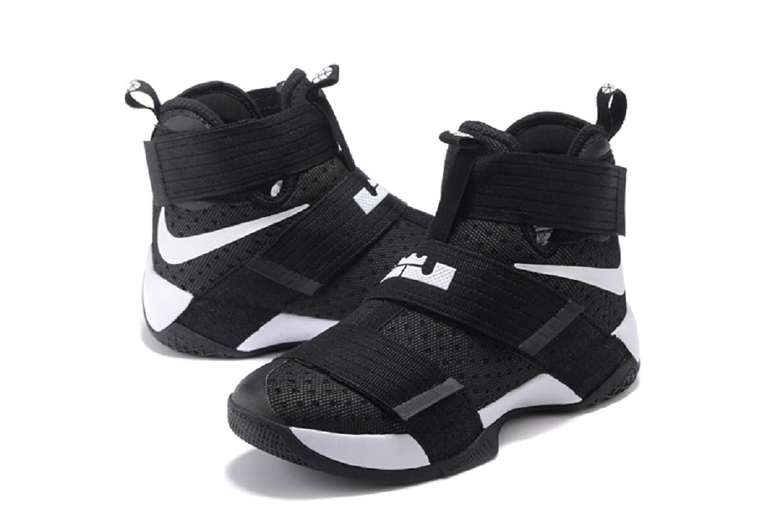 New NBA-Mens-Unixes Black/White Cleveland Players Basketball Sneakers (9.5,  Black-White): Amazon.co.uk: Shoes & Bags