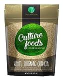 Culture Foods The Finest Organic Quinoa Peruvian Whole Grain 36 Piece Value Pack