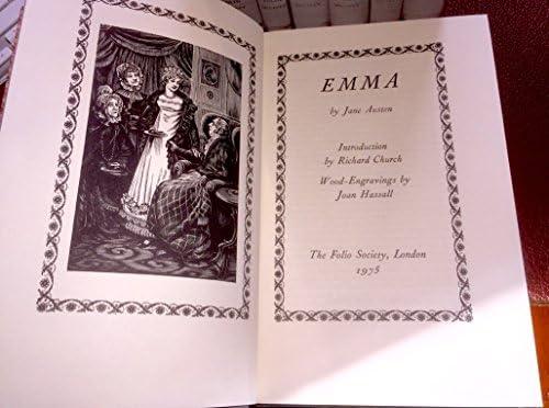 The Folio Jane Austen: Amazon.es: Libros