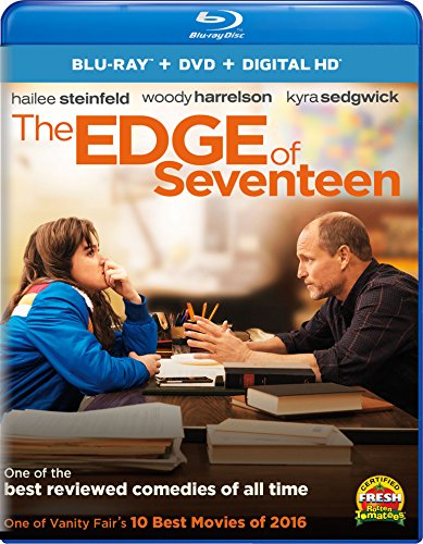The Edge of Seventeen (Blu-ray + DVD + Digital HD)