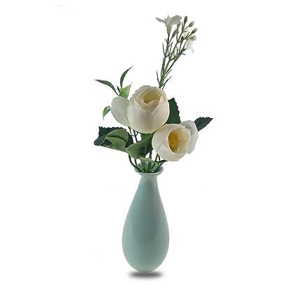 Amazon Crh600 Decorative Mini Ceramic Bud Vase With Pleasing