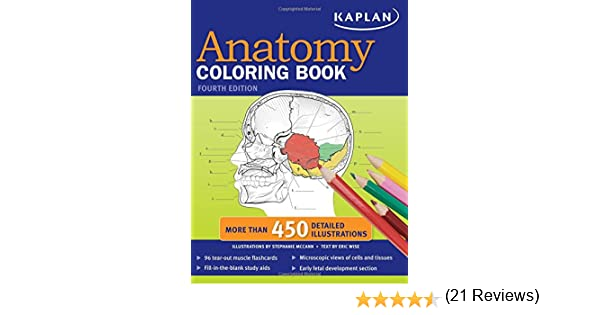 Kaplan anatomy coloring book 4th edition murderthestout Kaplan anatomy coloring book 6th edition