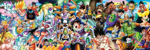 ensky Dragon ball Z Chronicles I Jigsaw Puzzle (950 Piece)