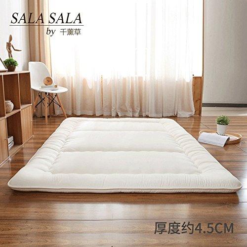 HYXL Ultra soft Traditional Japanese Tatami floor mattresses,Futon Mat Collapsible tatami mat Floor mattress Sofa bed-C 180x200cm(71x79inch)