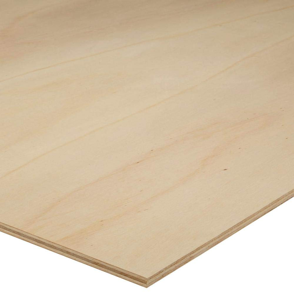 Artlicious 1/8'' (3mm) - 12x12 Baltic Birch Plywood Sheets - 20 Pack