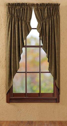 Primitive Curtains for Living Room: Amazon.com