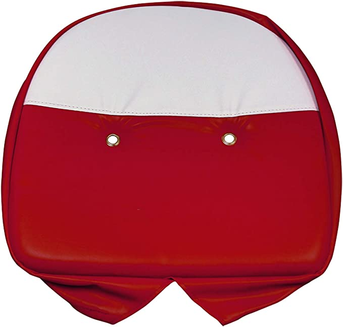 39-64 FORD TRACTOR  8N-401-R RED SEAT COVER W//EMBROIDERED FORD TRACTOR LOGO