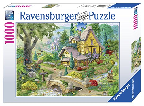 Ravensburger Path to West Arbor 1000 Piece Jigsaw Puzzle for Adults - Every Piece is Unique, Softclick Technology Means Pieces Fit Together - Arbor Single Living