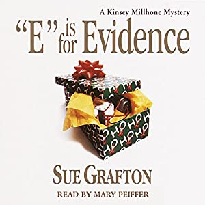 E is for Evidence Audiobook