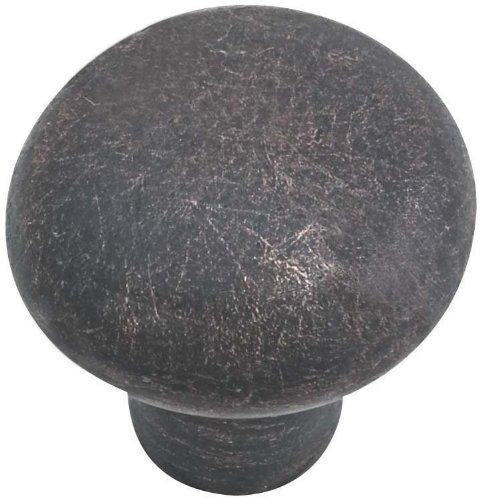 Emtek 86117MB Sandcast Bronze 1 3/4