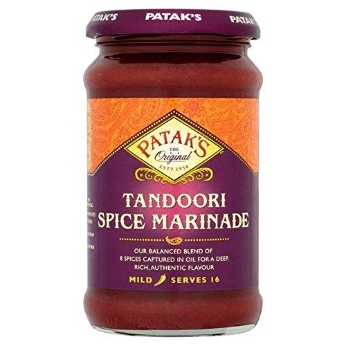 Patak's Tandoori Spice Marinade, 312g (Pack van 3)