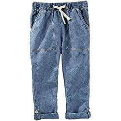OshKosh B'gosh Baby Boys' Bottoms 12051410, Denim, 0-3M