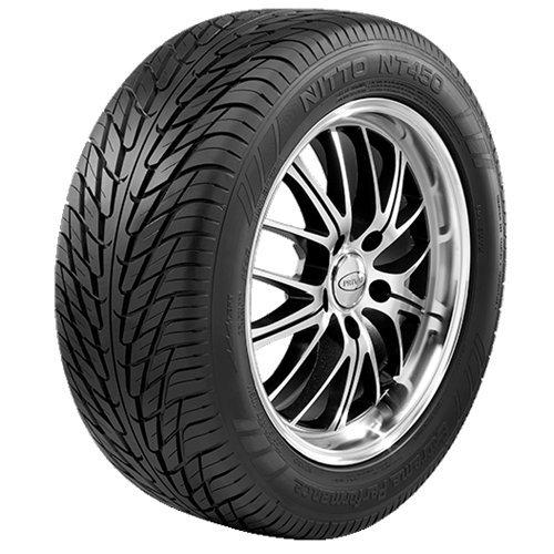 Nitto NT450 all_ Season Radial Tire-P195/50R15 81V