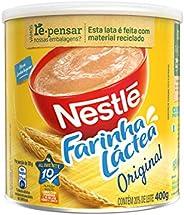 Farinha Láctea, Nestlé, Tradicional, 400g