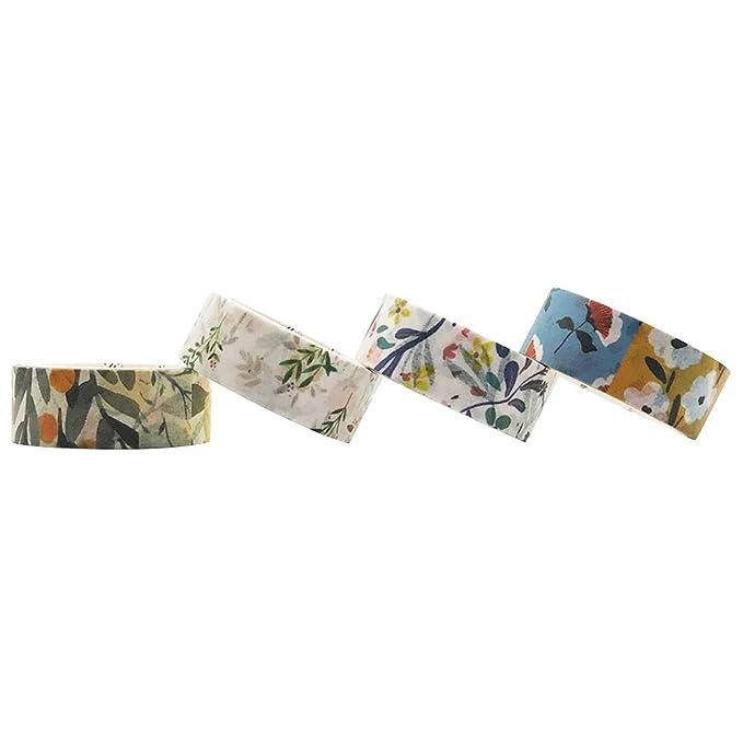 Amazon.com: EnYan - Juego de 4 rollos de cintas adhesivas ...