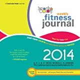Streaming Colors Fitness Journal 2014 Weekly Planner, , 0982140673