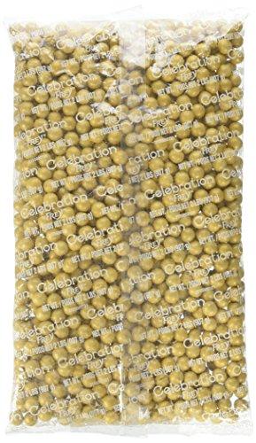 Sixlets Shimmer Gold 2lb -