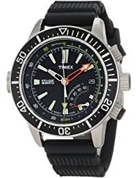 "Timex Men's T2N810DH ""IQ Adventure Series"" Stainless Steel Dive Watch"