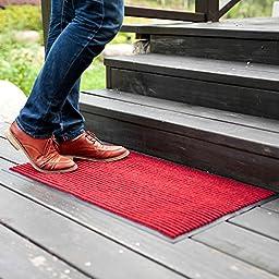 C&H/ Carpets scrape the sand outside the door gasket door carpet doormat rubber wear dust-proceed to rub rub wash pad , 2