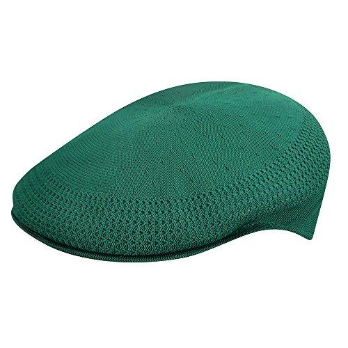 Kangol Men's Tropic Ventair 504 Cap, Masters Green, X-Large ()