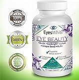 Best Eye Vitamins - Eye Whitening Vitamin Supplement with Eyebright & Lutein Review