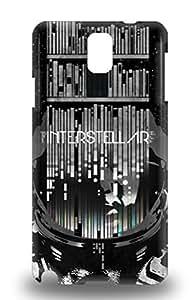 Tough Galaxy 3D PC Case Cover 3D PC Case For Galaxy Note 3 Hollywood Interstellar Interstellar Adventure Sci Fi ( Custom Picture iPhone 6, iPhone 6 PLUS, iPhone 5, iPhone 5S, iPhone 5C, iPhone 4, iPhone 4S,Galaxy S6,Galaxy S5,Galaxy S4,Galaxy S3,Note 3,iPad Mini-Mini 2,iPad Air ) Kimberly Kurzendoerfer