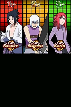 Naruto Shippuden: Shinobi Rumble - Nintendo DS: Amazon in: Video Games