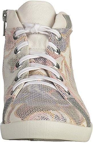 Sneakers Femme Hautes Blanc Think Seas qfU4xw5WZR
