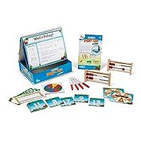 hand2mind Pop-Up Center, Math Games With Rekenreks (Ages 5+)