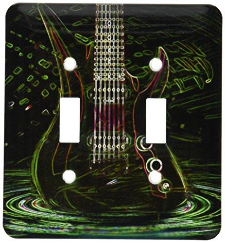Neon Guitar Light - 3